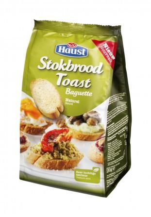 Stokbrood Toast Naturel